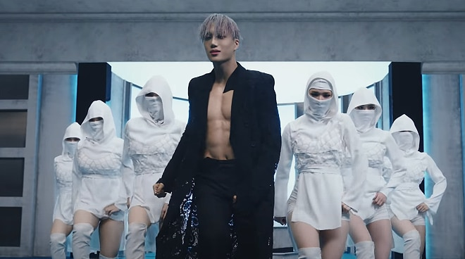 "WATCH: EXO member Kai releases futuristic music video for ""Mmmh"""