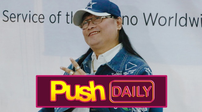 Idol ng masa April Boy Regino, pumanaw na | PUSH Daily