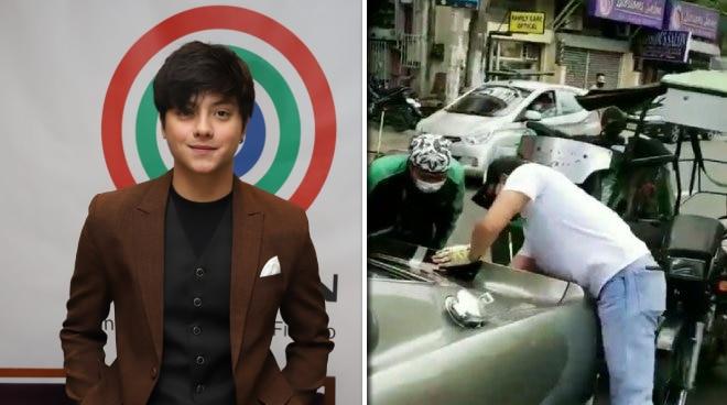 Daniel Padilla recalls traffic altercation with tricycle driver: 'Gusto ko lang na mag-sorry siya'