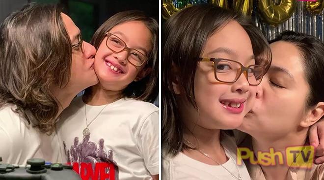 Judy Ann Santos, Ryan Agoncillo's son Lucho turns 10