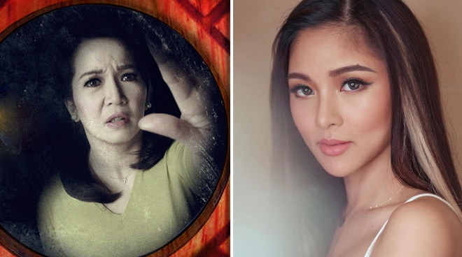 Kim Chiu says Kris Aquino will always be the ultimate horror queen