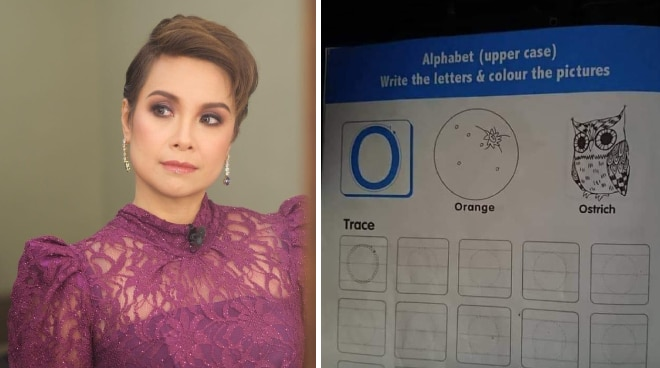 'Que horror!': Lea Salonga horrified by errors in DepEd modules