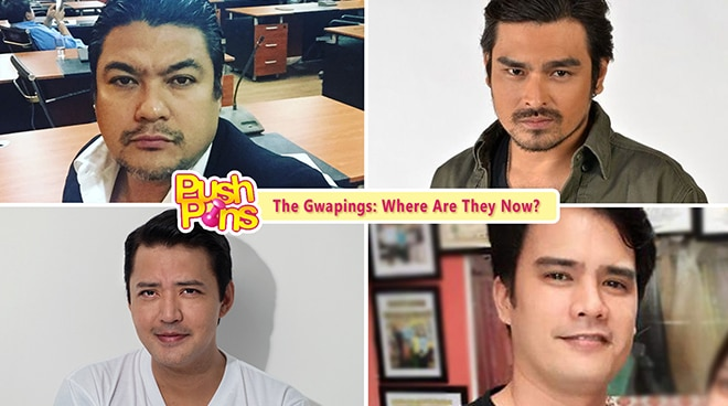 The Gwapings: Where Are They Now? | Push Pins