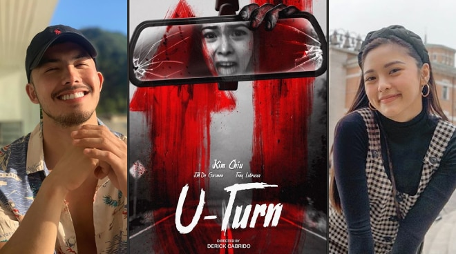 Tony Labrusca on working with Kim Chiu on the horror movie 'U-Turn': 'It was an honor to work with the millennial horror queen'