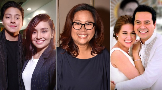 Cathy Garcia Molina reveals she's been offered to direct KathNiel, LizQuen, JLC-Bea movies