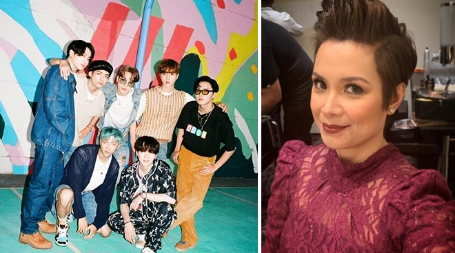 What Lea Salonga admires most about BTS