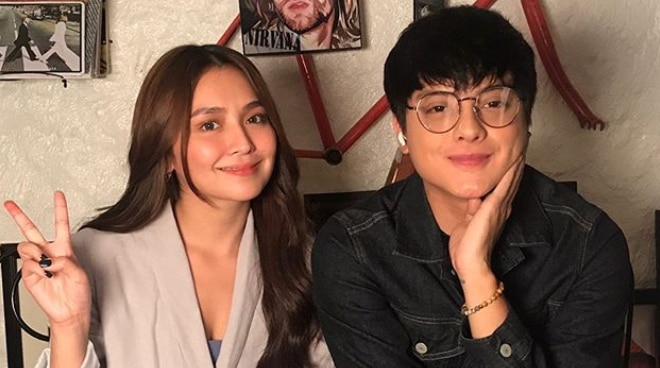 Kathryn Bernardo reacts to Daniel Padilla's wish to start a family