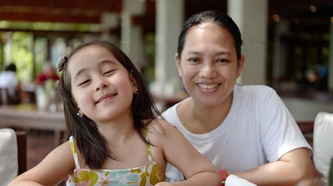 WATCH: Scarlet Snow Belo's emotional goodbye to her Yaya Anita