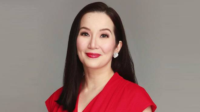 Kris Aquino: 'I believe I'm still here because of my authenticity'