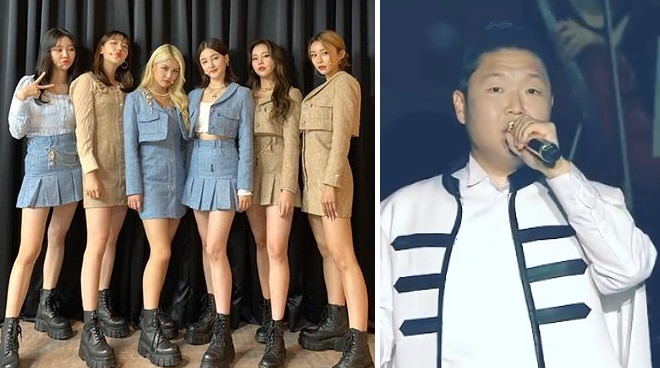 MOMOLAND's new song will have PSY as one of its lyricists