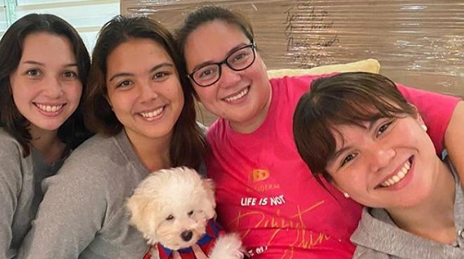 WATCH: Ria Atayde surprises mom Sylvia Sanchez with a pet dog