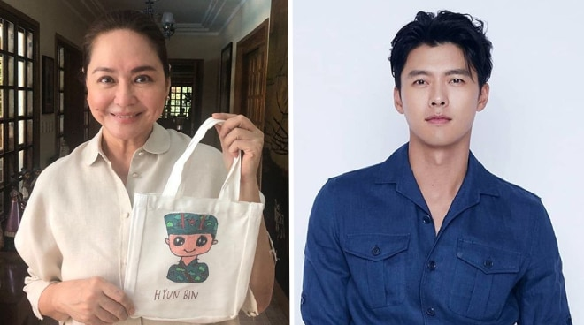 This is the project Charo Santos will pitch to Hyun Bin if given the chance