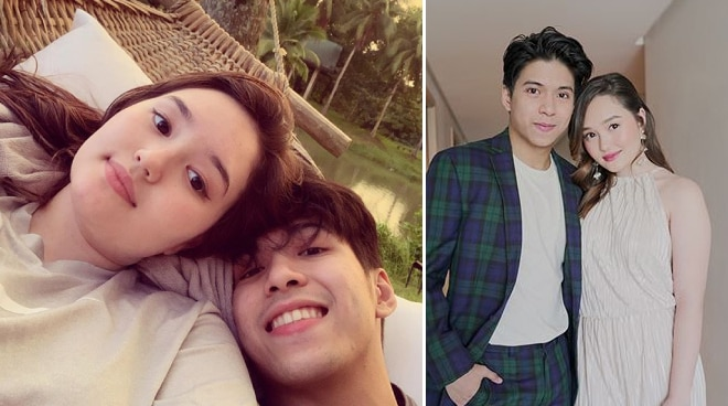 Going strong! Nash Aguas, Mika Dela Cruz mark anniversary