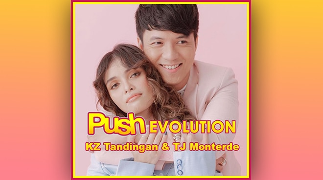KZ Tandingan and TJ Monterde | Push Evolution