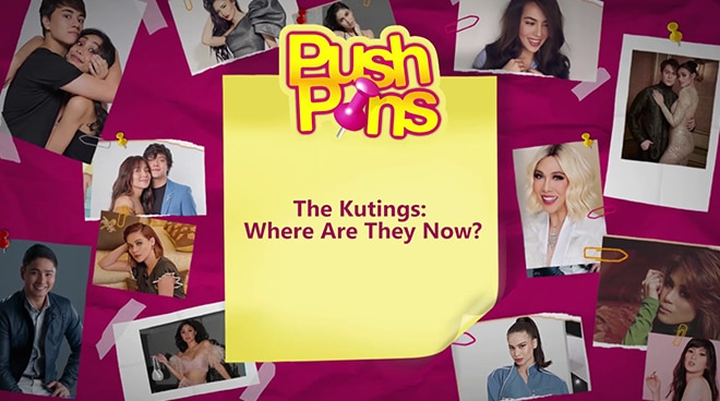 The Kutings: Where Are They Now?   Push Pins