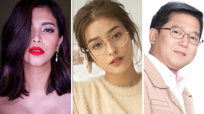 Angel Locsin, Herbert Bautista express support for Liza Soberano after military official's 'warning'