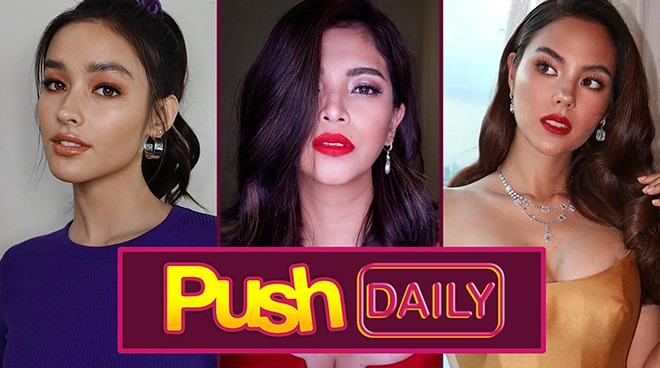 Kampo nina Liza, Angel, at Catriona umalma sa red-tagging | PUSH Daily