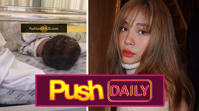 Netizens speculate Janella Salvador has given birth | PUSH Daily