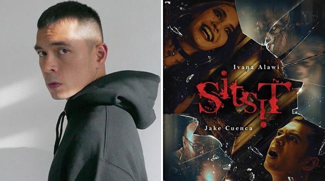Jake Cuenca on playing a monster in the horror film 'Sitsit': 'Medyo nakakatakot talaga'