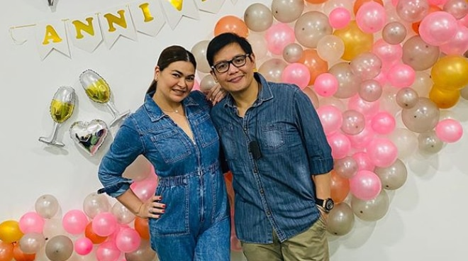 Aiko Melendez, boyfriend mark third anniversary