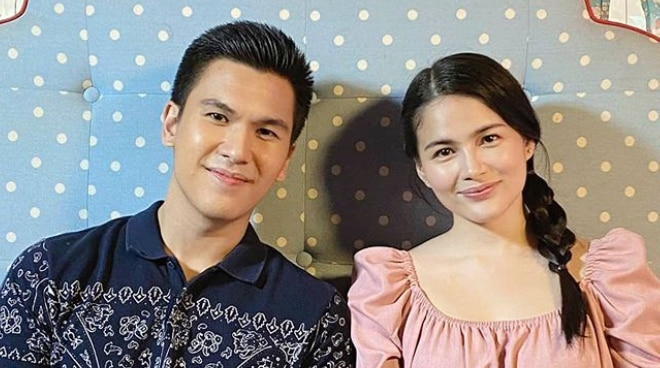Gino Roque calls new leading lady Elisse Joson, 'one of the best actresses here in the Philippines'