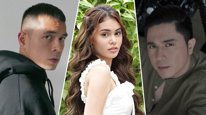 Jake Cuenca, Paulo Avelino, and Ivana Alawi share their favorite Halloween creatures