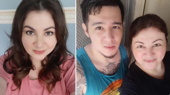 Pagkatapos itakwil ang isa't isa ng pitong taon, Rosanna Roces at anak na si Onyok nagkabati na