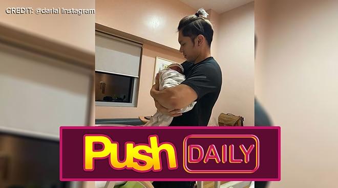 Carlo Aquino, nagsalita na sa kanyang pagiging ama | PUSH Daily