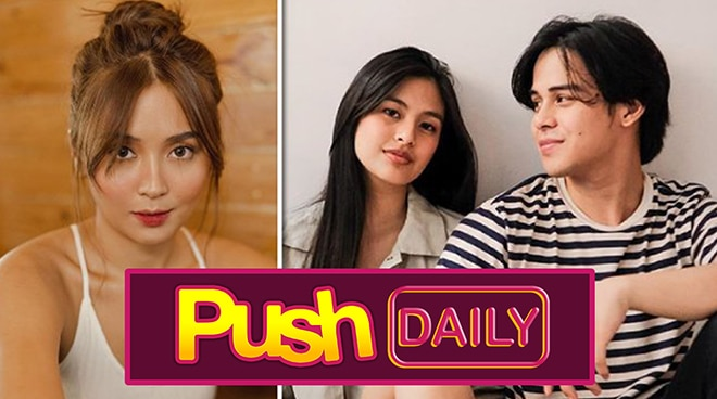 Kathryn Bernardo, tulay sa love story nina Gabbi Garcia at Khalil Ramos | Push Daily