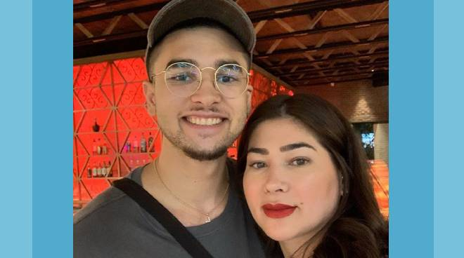 Jackie Forster expresses support for son Kobe Paras on his 23rd birthday