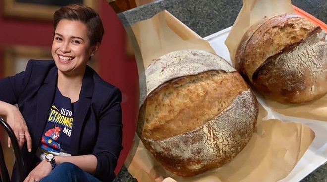 Lea Salonga gets into baking, shares 'hearty and healing' home baked bread