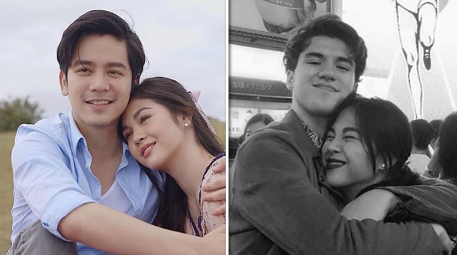 Markus Paterson defends Joshua Garcia's actions towards Janella Salvador as a love team partner: 'There's nothing cringey about that'