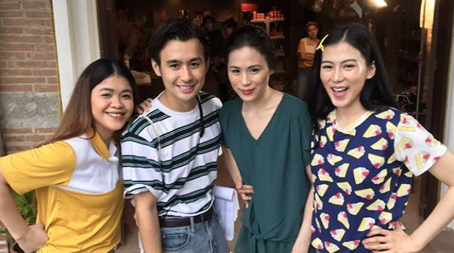 Melai Cantiveros thankful to work with best friends Fifth Solomon and Alex and Toni Gonzaga in new movie