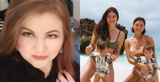 Rosanna Roces, pantanggal stress ang anak nina Coleen Garcia, Anne Curtis at Solenn Heussaff