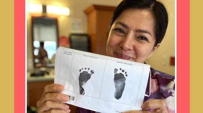 Alice Dixson welcomes 'newest little family member'