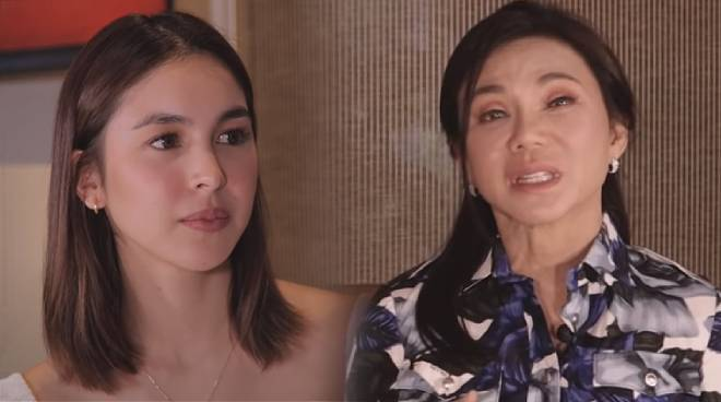 WATCH: Vicki Belo denies promoting use of microneedling at home in Julia Barretto's new vlog