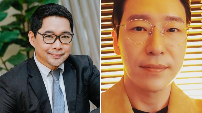 LOOK: Anthony Taberna reacts to comparisons to 'The Penthouse' actor