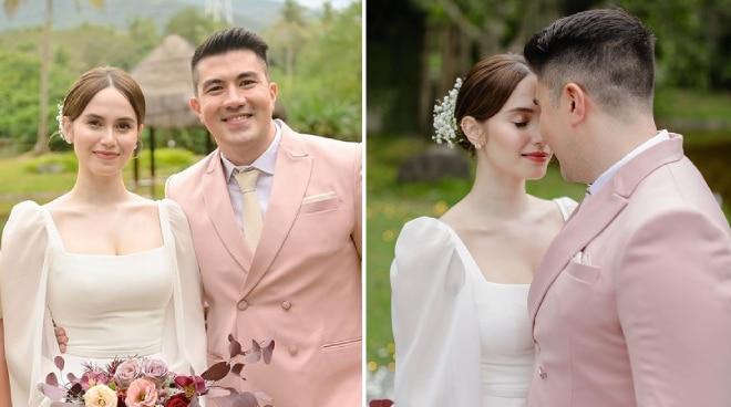 LOOK: Photos of Jessy Mendiola and Luis Manzano's wedding