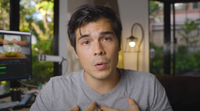 Erwan Heussaff says goodbye to YouTube: 'I think it's time for change'