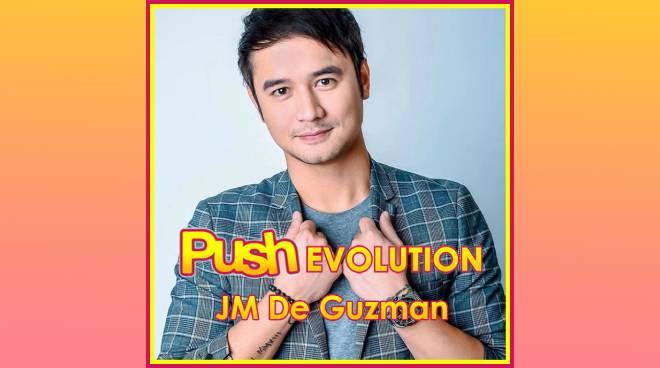 JM de Guzman | Push Evolution