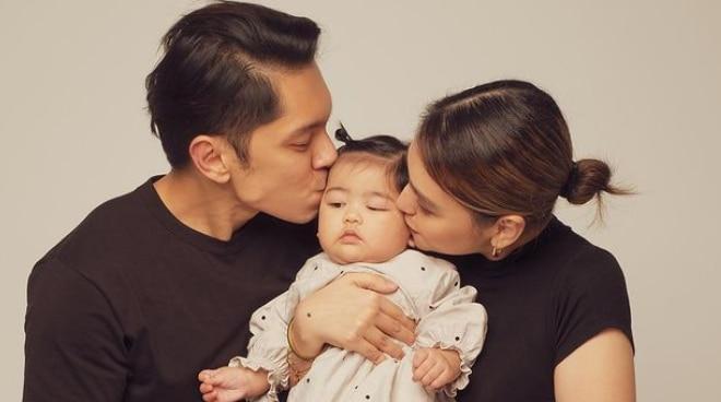 Carlo Aquino and Trina Candaza denounce death threat on their daughter