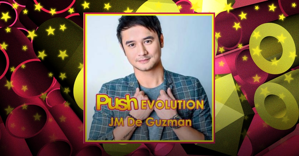 JM de Guzman | Push Evolution