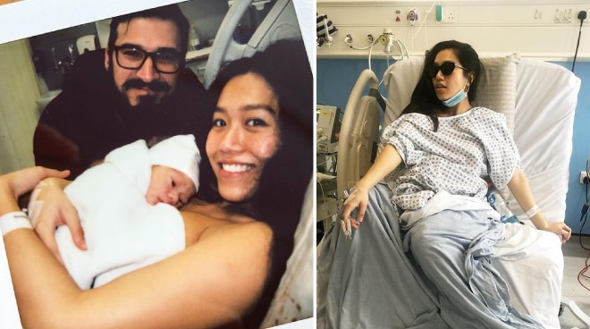 Rachelle Ann Go shares birthing experience: 'It took me 18 minutes to push Lukas out'