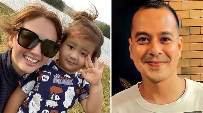 'He's a present father': Ellen Adarna describes ex-boyfriend John Lloyd Cruz as a parent