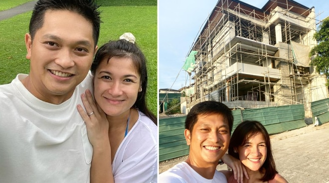 LOOK: Camille Prats gives a glimpse of new house under construction