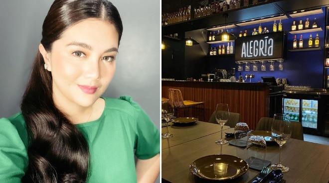 Dimples Romana opens restaurant in Singapore