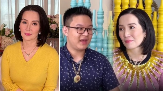 Kris Aquino lambasts basher who made fun of Bimby's gesture: 'I look forward to the day I see you face to face'