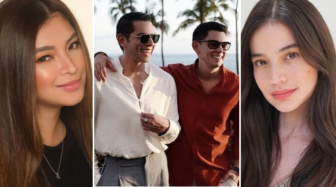 Richard Gutierrez, Anne Curtis, Angel Locsin and more express support for Raymond Gutierrez after coming out of the closet