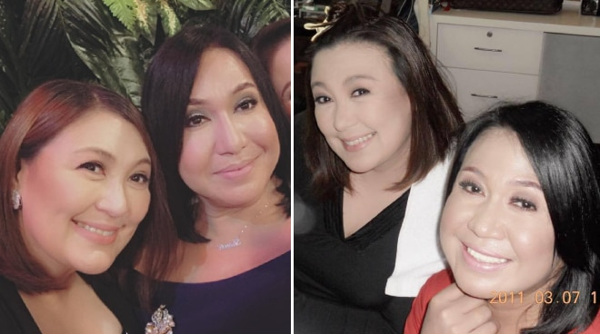 Sharon Cuneta is 'deeply affected' by the passing of her favorite impersonator Ate Shawee