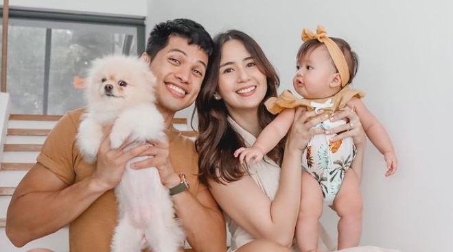 LOOK: Sophie Albert marks first birthday as a mom